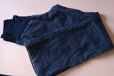 """BEBEFIELD"" Pantalon de grossesse Taille 36 - Roma Jeans - Bleu - Neuf"