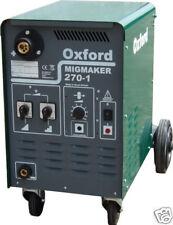 OXFORD MIGMAKER 270-1 MIG WELDER - Built in the UK