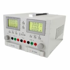 Triple Output DC Bench Power Supply 0-30V/0-5Ax 2, 5V fixed x 1 (CSI3005XIII)