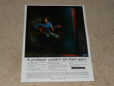 Duntech Sovereign Speaker Ad, 1990, 1 pg, Article, Frame It!