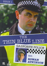 The Thin Blue Line serie 1 (with Rowan Atkinson) (2 DVD)