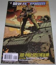 WILDSTORM PRESENTS #1 (2011) 100-PAGE SPECTACULAR! DEATHBLOW! Jim Lee (FN/VF)