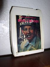 The Greatest Hits of Bing Crosby  - 8-Track (MCA, MF-7007-T)