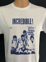 Beatles T Shirt Butcher Cover Classic Rock Vintage Retro Distressed Style New