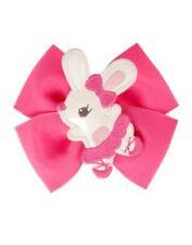 New on Card Gymboree Glamour Ballerina Bunny Rabbit Bow Barrette