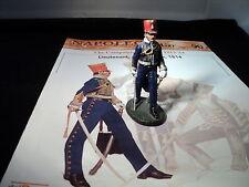 Del Prado Napoleón En Guerra-cuestión 90-Teniente, 6 Hussars, la campaña de