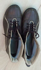 Echte Leder Boots Schuhe Designer  Fabiani