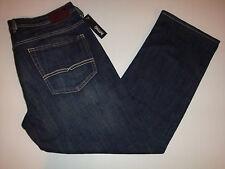 BUFFALO David Bitton Mens Jeans DRIVEN X BASIC Med. Wash 36 x 30 New