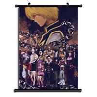 Hunter X Hunter Anime HD Canvas Print Wall Poster Scroll Home Decor Cosplay