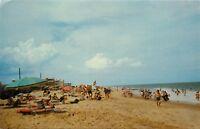 Rehoboth Beach summer scene Delaware DE Postcard