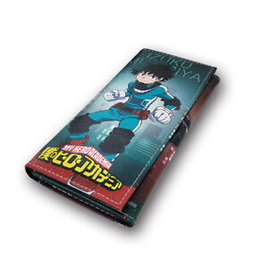 My Hero Academia Anime Geldbörse Geldbeutel Katsuki Bakugo Shoto original