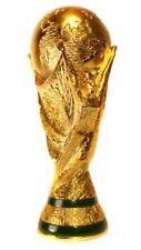 Original Brazil RussIa Football world cup Trophy 2014 -2018 Replica-36 Cm-