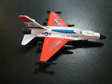 USAF US AIR FORCE F-16 A144 TOY AIRPLANE 10cm very good