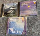 LOT of 3 Mixed Gospel and Southern Gospel Karaoke CDG Disc 41 songs