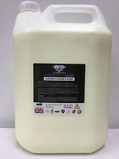 Stone White Valeting Supplies - LEATHER CLEANER & CONDITIONER 5 LITRE