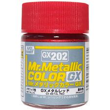 Mr.Hobby Paint GX202 GX Metal Red