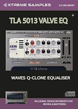 Xtreme samples tlaudio 5013 waves q-clone library