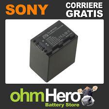 Batteria Hi-Quality per Sony HDR-SR11