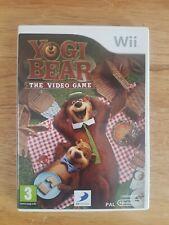 Yogi Bear Nintendo Wii