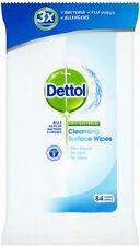 DETTOL anti-bactérien Lingettes de nettoyage 84 paquet