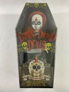 Living Dead Dolls - Savannah - Day Of The Dead - Sealed - Personal Collection