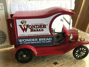 Ford Model T Silly Price !!  Wonder Bread  1/32 COA Nat Museum Re A70