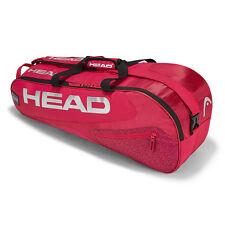 HEAD Elite 6 Racquet Combi Tennis racket racket bag - Red - Reg $70