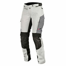 Pantalons gris pour motocyclette Homme