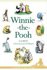 Winnie-the-Pooh (Winnie the Pooh Colour P/Backs), A. A. Milne, New