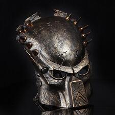 Wolf Predator AVP2 Mask Movie Halloween Prop Fancy Dress Costume Accessory