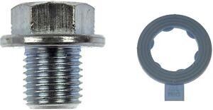 Engine Oil Drain Plug Dorman 65230