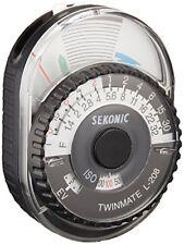 Sekonic TwinMate L-208 Analogue Incident Luxmètre (401-208)