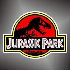 adesivo JURASSIC PARK sticker decal autocollant aufkleber pegatina