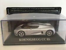 Koenigsegg CC 8S 1/43 ( Altaya )