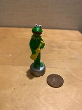 A Vintage Kermit With Telescope Sesame Street Toy From 1999