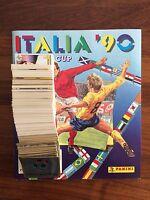 1 Stricker Panini  World Cup Italia 90  New