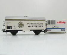 Märklin 4417 Kühlwagen DB WARSTEINER   gb1809