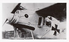 WORLD WAR l GERMAN MILITARY AIRPLANES ~ (3 PHOTOS) ~ c. - 1917