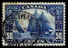 CANADA #158  USED .50c COMMEMORATIVE ISSUE OF 1929 - VF - $65.00  (ESP#4511)