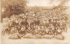 Orig. Foto Pfadfinder Kaiserliche Marine Offiziere Nordseereise 1916