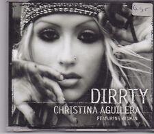 Christina Aguilera-Dirty cd maxi single