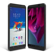 "Unlocked Andriod6.0 8inch Tablet PC Black Tab E 8"" HD Display 4G LTE 16GB GSM"