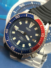 Seiko Scuba Diver's SKX  Captain AmericaSubmariner 42mm Pepsi, SLIM TURTLE,entra