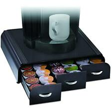 Mind Reader K Cup Holder Anchor Triple Drawer Dolce Gusto Verismo Single Serve