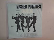 "DEFENDERS: Mashed Potatoes-Cadillac-Denmark 7"" 1965 Sonet T 7191 PSL,Rock Beat"