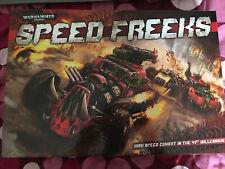 Warhammer 40k - SPEED FREEKS - BNIB OOP