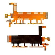 For Sony Xperia Z3 4G Version Power Flex Cable Side Buttons Mic Vibrator D6633