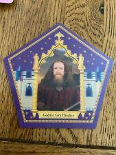 Godric Gryffindor Chocolate frog card
