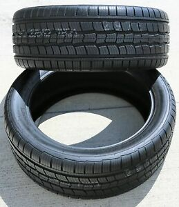2 Tires Cooper Discoverer HTP II 265/65R17 112T M+S AS A/S All Season