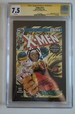 Marvel Comics X-Men 117 Reprint CGC 7.5 SS Claremont 1st Shadow King